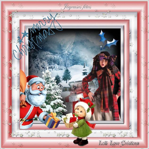 ♥Joyeux Noël à tous♥