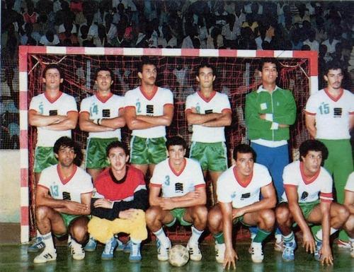 1981 à Dakar Coupe d'Afrique des Clubs Champion
