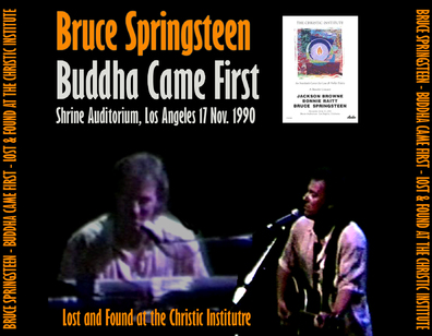 "La Saga de Springsteen - épisode 21 - en attendant ""Lucky town"" et ""Human touch"""