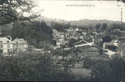 LES REMPARTS DE BLAINVILLE-CREVON (Seine-Maritime)