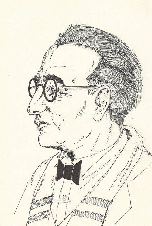 10 novembre 1954 : décès de Léon Vérane