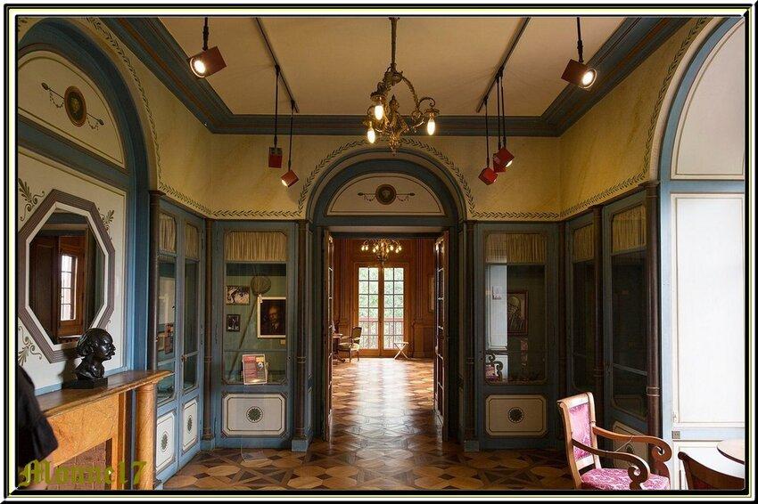 Villa Arnaga à Cambo les Bains   Pays basque