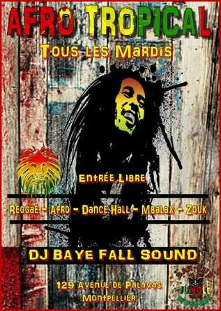 ☆ DJ Baye Fall Sound & Invité surprise en Live