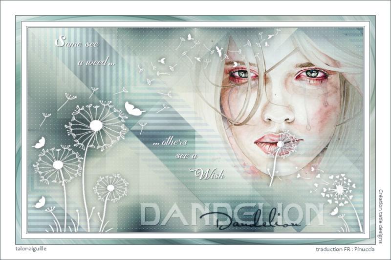 *** Dandelion***