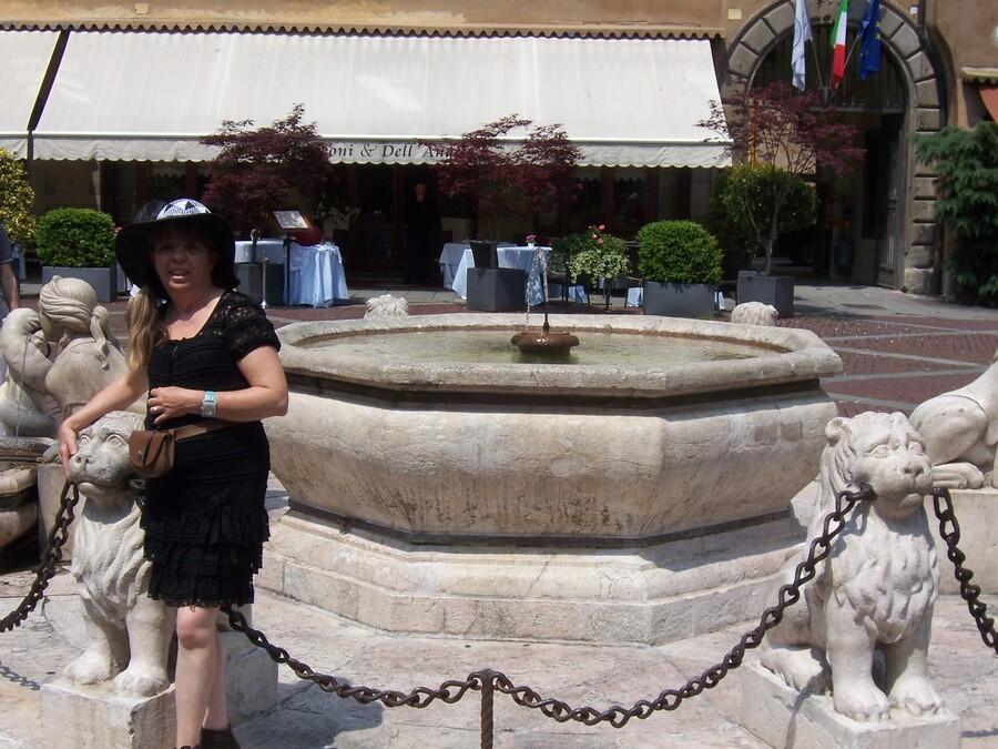 LA   BELLE   VILLE   DE    VERONNE   EN   ITALIE