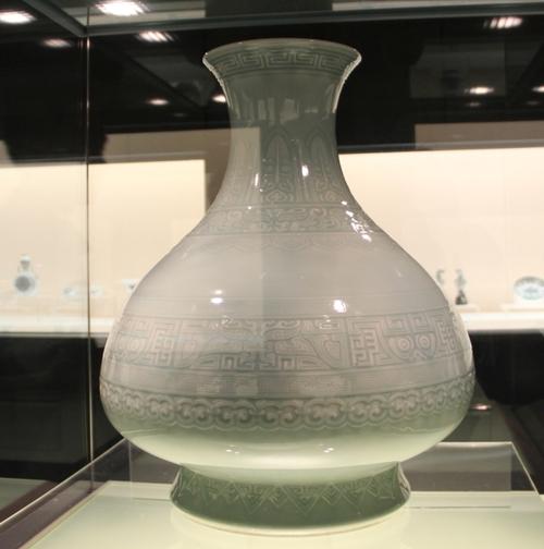Au musée de Shanghaï, poteries