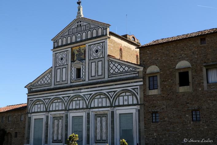 Eglises Santa Maria Novella, Orsanmichele, San Miniato al Monte et la Badia Fiorentina