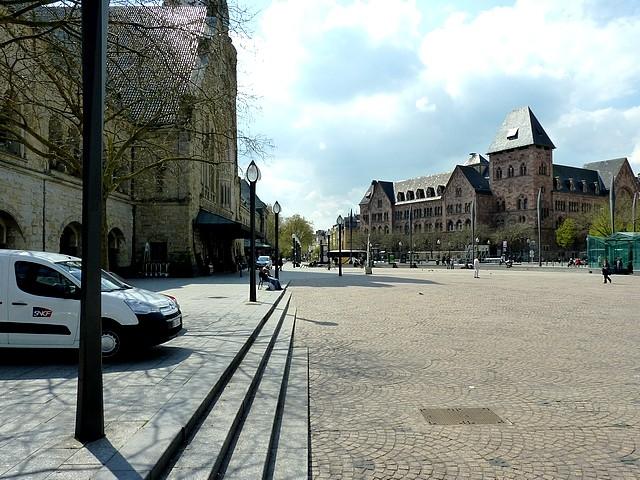 Place de la Gare Metz 12 Marc de Metz 2012