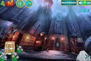 Jouer à AVM Escape fantasy bungalow