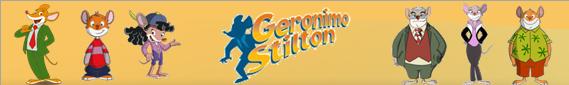 geronimo stilton bannière nouvelle