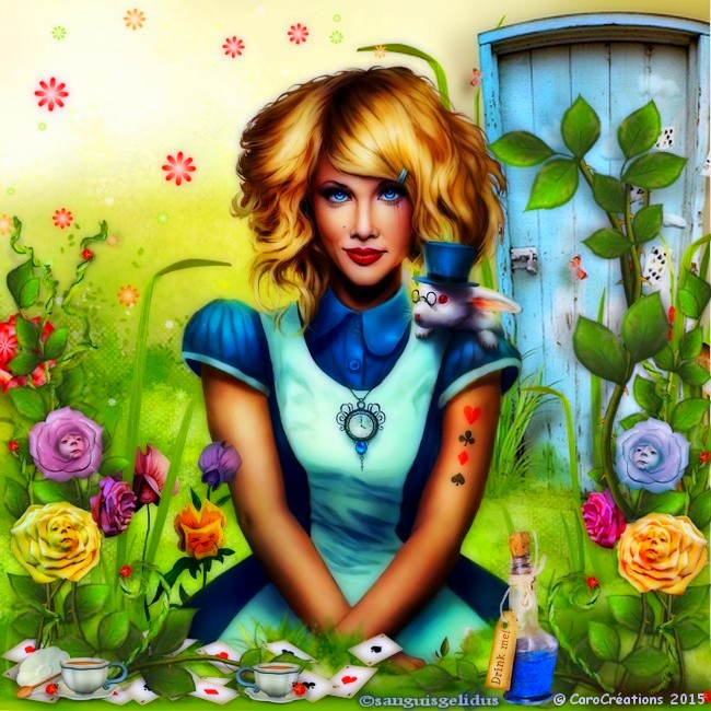 Alice ...