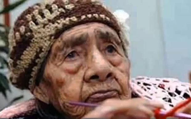 femme la plus agée au monde, une mexicaine de 127 ans