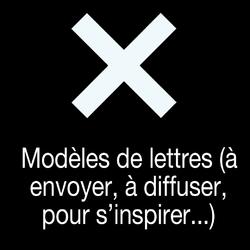 modeles lettres