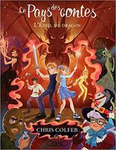Le pays des contes tome 3- L'éveil du  dragon