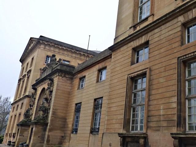Metz Palais de Justice 24 16 01 2010