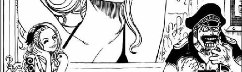 One Piece Chapitre 812 en Version Anglaise