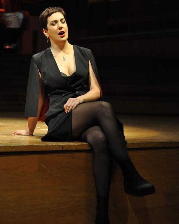 Marina Viotti, chanteuse