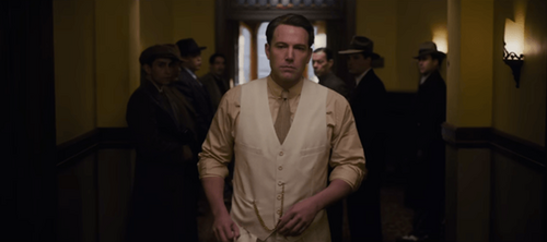 Live by night, Ben Affleck, 2017