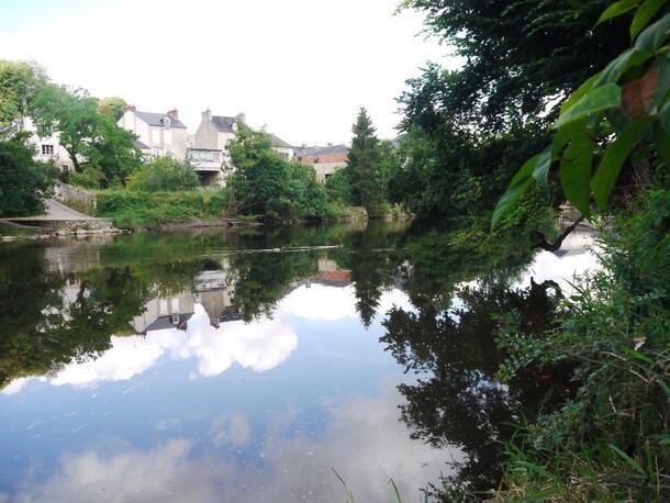 Toujours la Creuse à Argenton