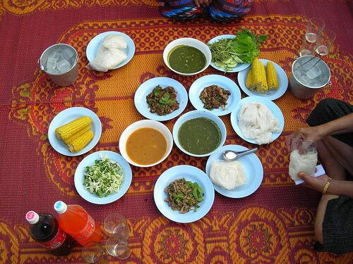 Voyager pour la bonne cuisine ! Entre Thaïlande & Vietnam...
