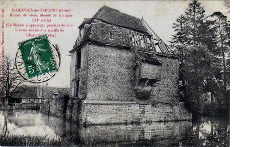 LES REMPARTS DE GLATIGNY (Orne)