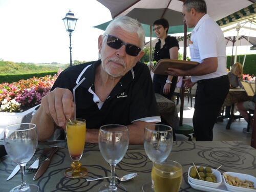 cocktail maison pour Mr, moelleux pour Mme