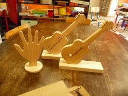 Cadeaux en bois …