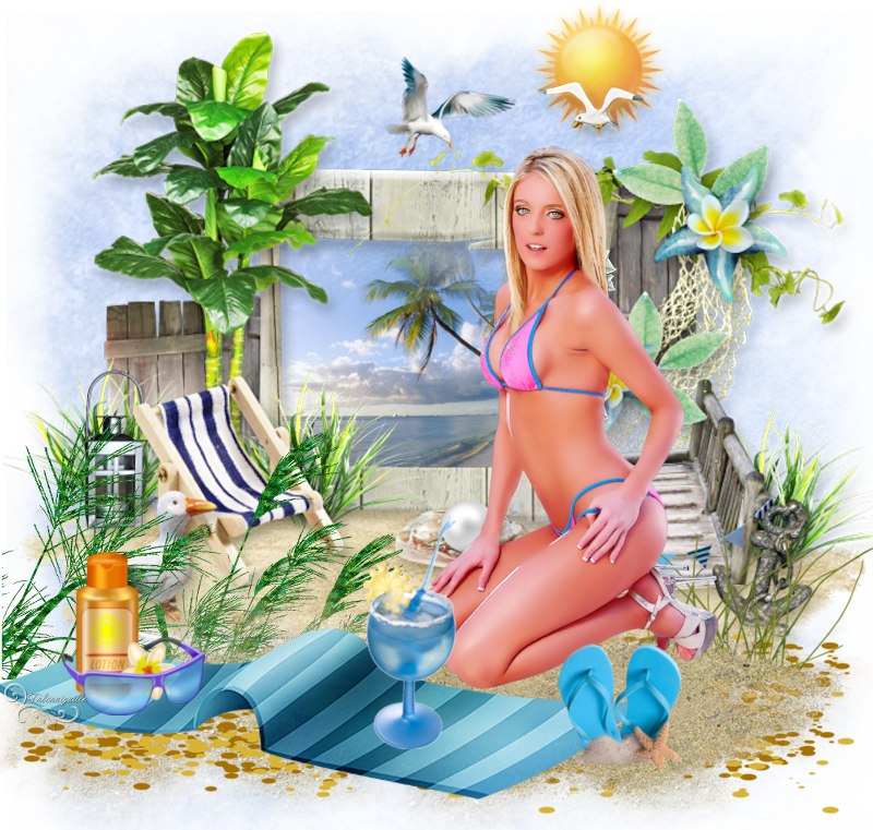 *** Al the Beach du 07_08_2018 ***