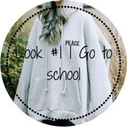 Look #1 | Go to school
