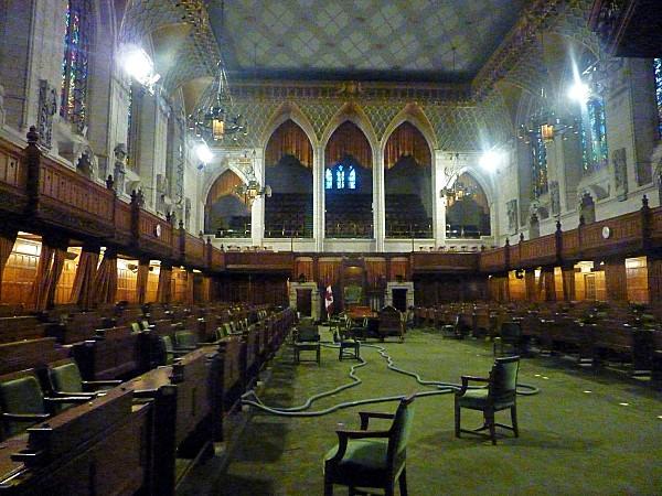 Ottawa Salle de l' Assemblée