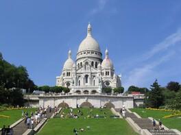 Le Sacré-Coeur (Montmartre)