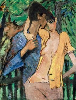 Cinq tableaux sur... l'amour !!!