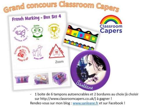 Concours Classrom Capers