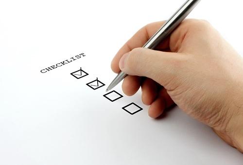 Liste de contrôle des installations: classe préscolaire, 3-5 ans