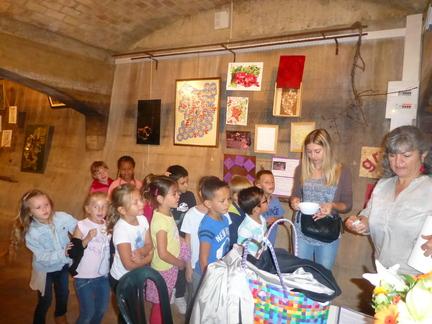 Expo Blandine Barréda - septembre 2016