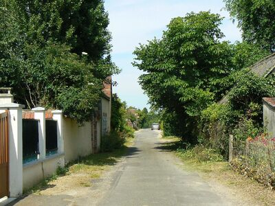 Le domaine de la Pompadour et La vallée de la Blaise.