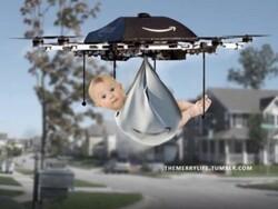 Ah, où est passé le temps des cigognes porteuses de bébés ?