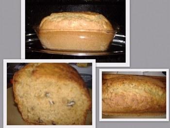 zucchinis (Gâteau aux courgettes)