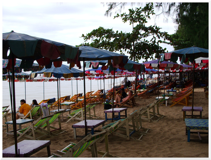 Photos de Thaïlande_08. Plage Dongtan suite2