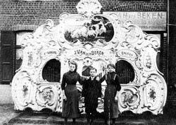 Une manufacture d'orgues à Enghien