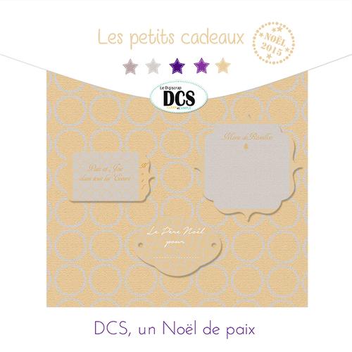 DCS et ses Petits Cadeaux de Décembre