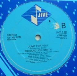 Richard Jon Smith - Jump For You