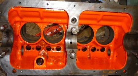 Oyé oyé, Restauration du moteur !