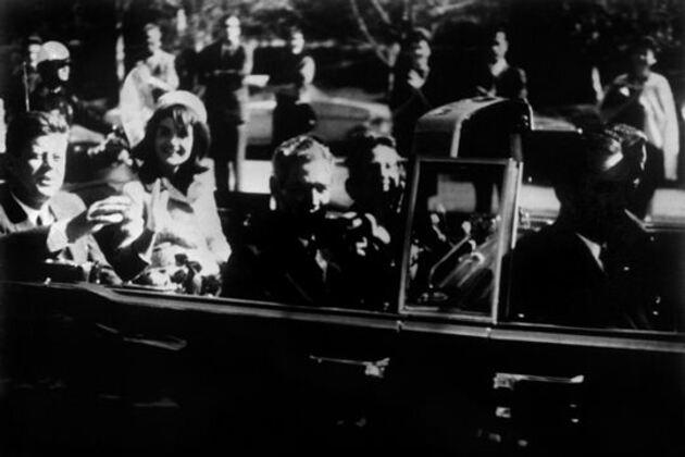 Annees 60 - Assassinat JFK
