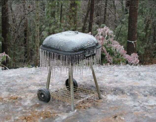Barbecue D'Hiver