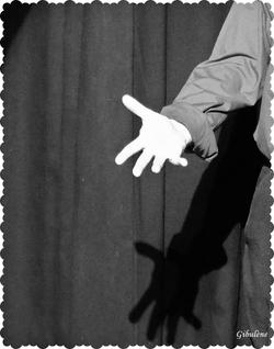 La main qui se tend