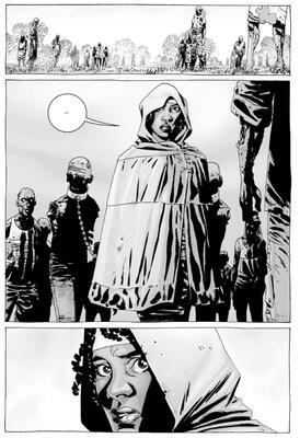 Amour et mort de Robert Kirkman & Charlie Adlard - Walking Dead, tome 04