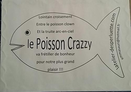 FESTIVAL DU POISSON FARCEUR!