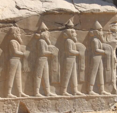 Persépolis (4)