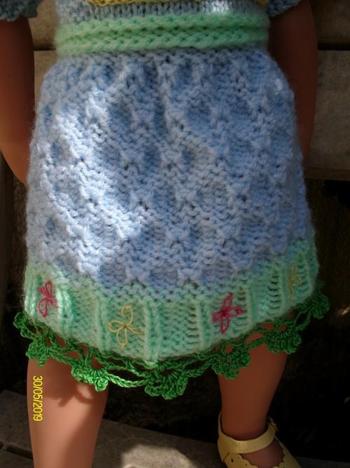 Tricot, crochet, broderie, laine, coton...